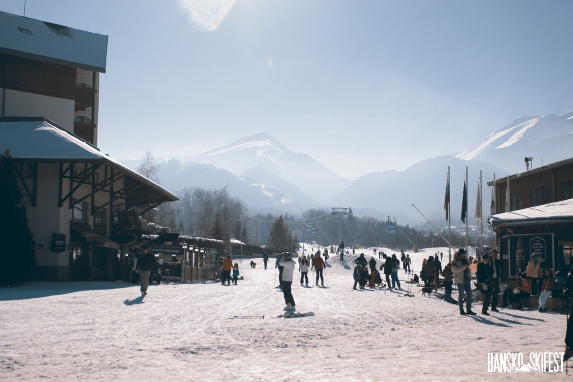 Bansko Skifest 2018