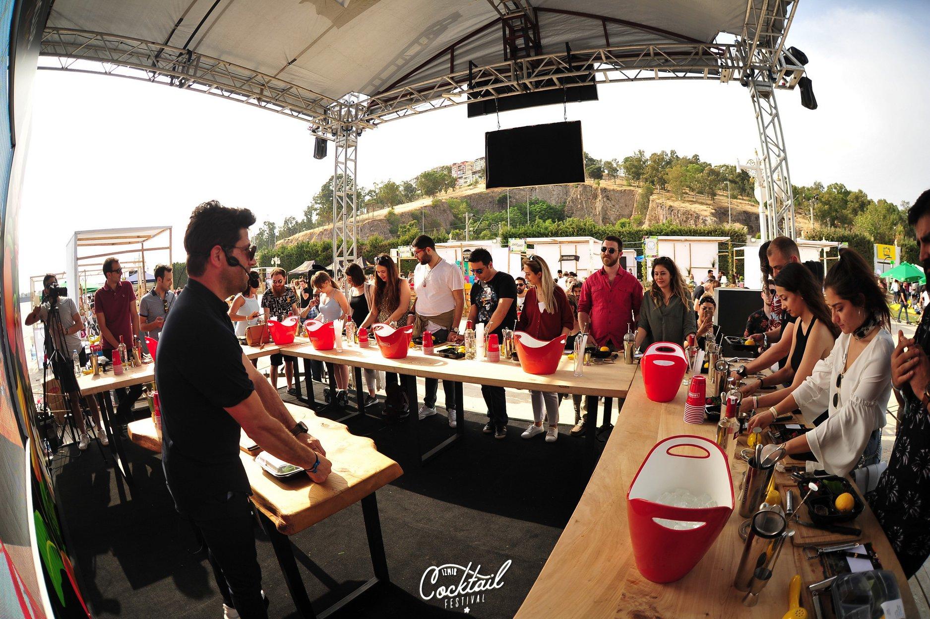 Izmir Cocktail Festival 2018